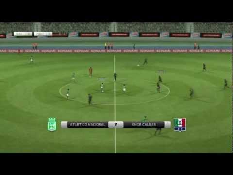 PES 2012 : Liga Postobon Playstation 3 (por Atbash21)