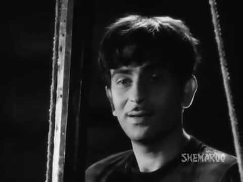 Awara - Song - Dum Bhar Jo - Mukesh - Lata Mangeshkar