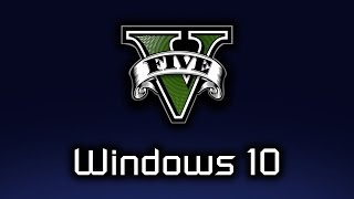 GTA 5 - Windows 10 - G3258@4.3 / GTX 750 Ti FTW OC - 1080p