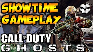 COD Ghosts: Insane SHOWTIME Gameplay! - New Nemesis DLC (Call of Duty Ghosts Multiplayer Gameplay)