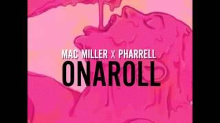 Watch Mac Miller Onaroll Ft Pharrell video