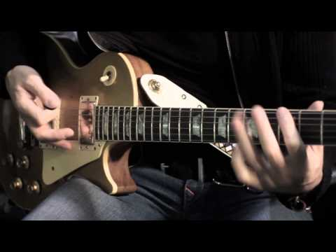 Doug Aldrich demos the Marshall JMD:1 amp, plays Whitesnake riffs