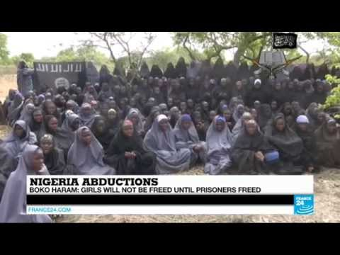 Nigeria: Boko Haram demands prisoner exchange for Nigerian schoolgirls