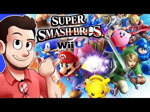 Super Smash Bros. for 3DS / Wii U - Dude Reviews