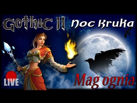 Archiwum - Gramy W Gothic II: Noc Kruka (Full Magia) (Czytaj OPIS) #1