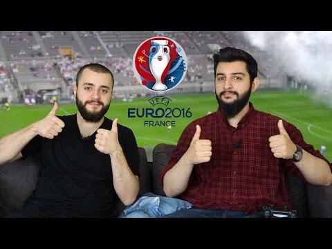 Teknoloji Videoları - EURO 2016 Maçlarını Oynuyoruz 1 Fransa - Romanya