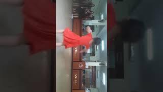 Luyện tập thi Bước nhảy hoàn vũ nhí Vương Gia My