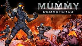 The Mummy Demastered Teaser Trailer