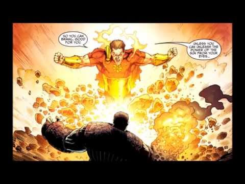 Juggernaut Vs Hyperion(Earth-4023) From Thunderbolts#153