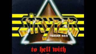Watch Stryper More Than A Man video