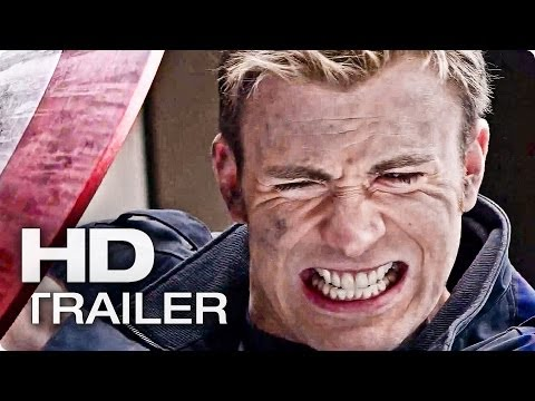 CAPTAIN AMERICA 2: The Return Of The First Avenger Trailer #2 Deutsch German | 2014 Super Bowl [HD]