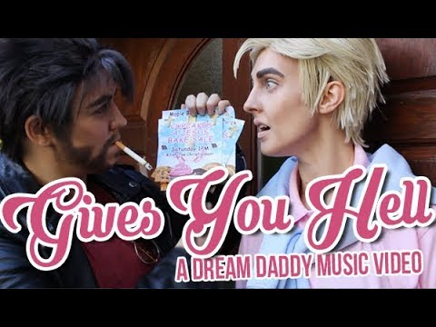 DDADDS: Gives You Hell - a Dream Daddy CMV