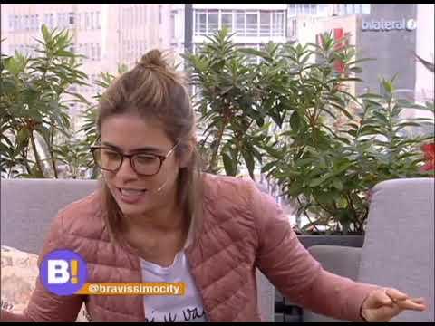 CAROLINA RAMÍREZ NOS CUENTA ANÉCDOTAS DE SU NIÑEZ