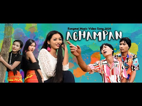 ACHAMPAN ||OFFICIAL VIDEO RELEASE ||RONGMEI  MUSIC VIDEO SONG 2020
