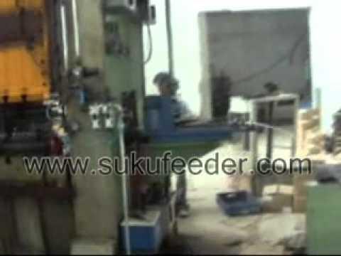 Mechanical Gripper Feeder High Speed Mechanical Gripper