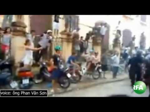 YouTube - Video- Biểu tình ở Bắc Giang Mien Bac- Viet Nam.flv