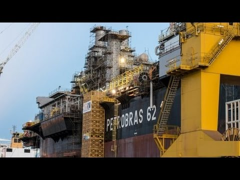Gas Explosion Kills at Least 3 at Petrobras Brazil Offshore Platform