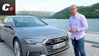 Audi A6 2019   Primera Prueba / Test / Review en español   coches.net