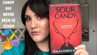 SOUR CANDY | Kealan Patrick Burke Book Review *Horror*