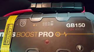 Another genius boost failure overheat but this time it went a little bit better