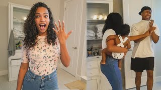 FIANCE FLUSHES ENGAGEMENT RING DOWN THE TOILET PRANK!!!
