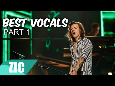 Harry Styles | Best vocals