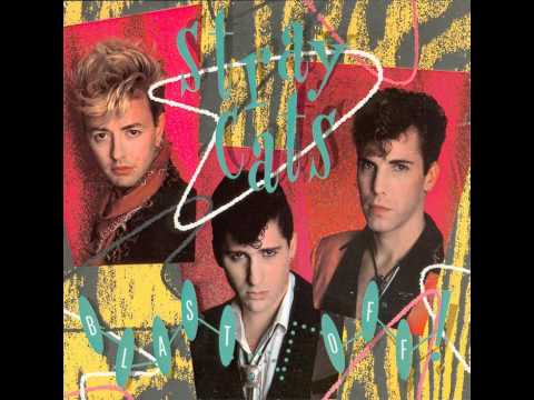 Stray Cats - Slip slip slippin