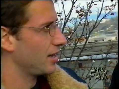 Stone Gossard&Jeff Ament '98 Much Music's Rapid Fax