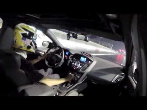 2013 Ford Focus ST - 14.3 Sec @ 100 MPH - Quarter Mile Drag Racing (1/4 mile)