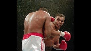 19 Year Old Mike Tyson Fights Man Mountain Sammy Scaff