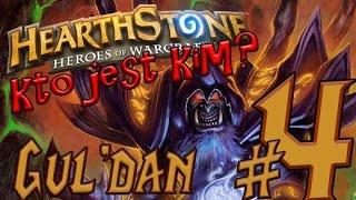 Historia bohaterów Warcrafta #4 - GUL'DAN | Kto jest kim w Hearthstone | Drwal Rębajło