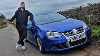 The VW Golf R32: AWESOME or POINTLESS?