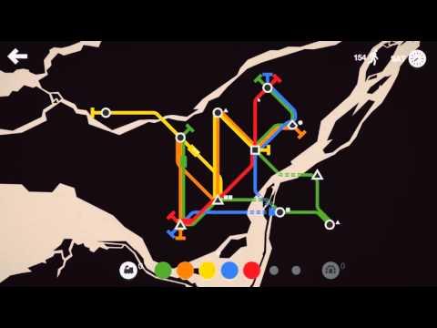 Mini Metro - Montreal Daily - Score Attack Streams