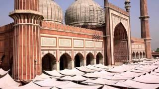 Old Delhi Jama Masjid