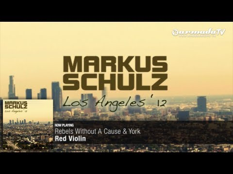 Markus Schulz - Los Angeles '12 Podcast