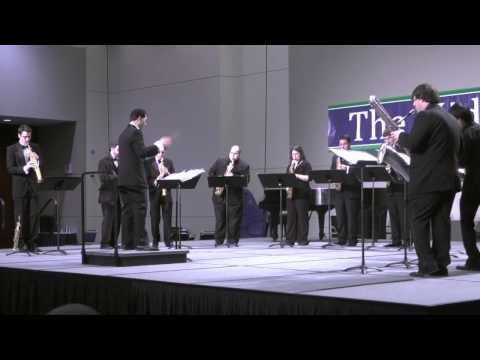 Symphony (II and IV) by Stephen Dankner (UI Saxophone Ensemble)