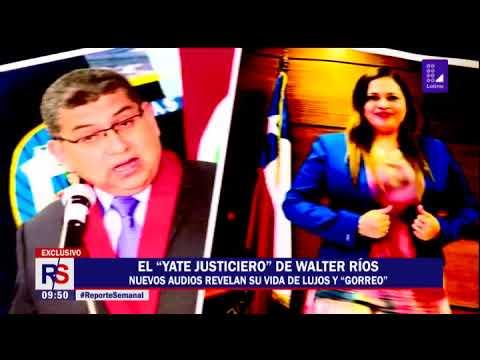 Reporte Semanal: el