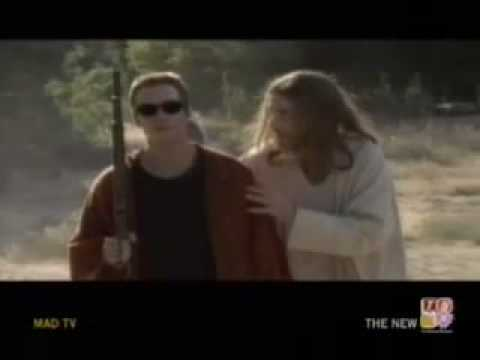 Mad TV:Terminator Saves Jesus