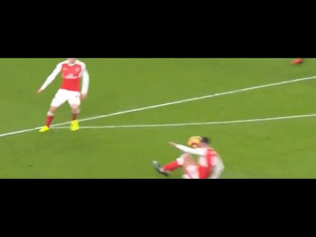 Olivier Giroud Scorpion Kick Goal vs Crystal Palace Giroud Goal vs Palace