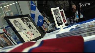Lancement du livre - Le hockey au Centre-du-Québec - NousTV Drummondville