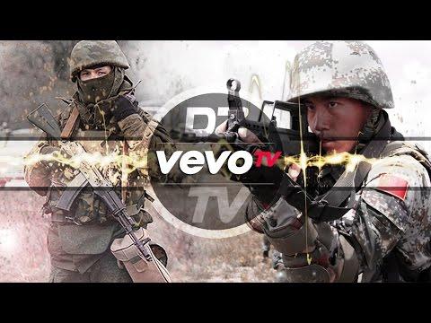 Algerian and china army in action   Song - M.I.B - My Way   ™ 阿尔及利亚和中国军队在行动