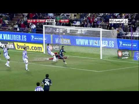 Real Valladolid vs Real Madrid 1-4 14/03/10 (HD)