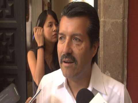 Vicente Loredo evita ser cuestionado por sanciones a Funcionarios de Morelos