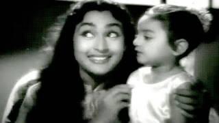 Chuk Chuk Rail Chali - Nutan, Asha Bhosle, Sone Ki Chidiya Song