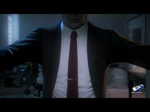 VGA 2011: Exclusive Hitman Absolution Trailer
