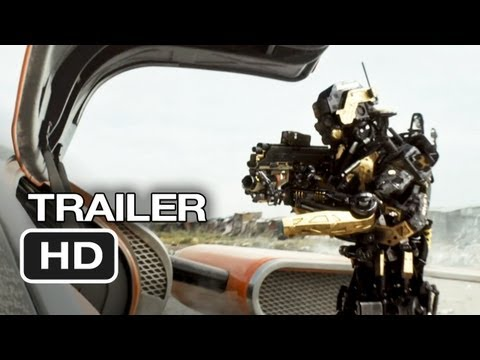 Elysium TRAILER 1 (2013) - Matt Damon Movie HD