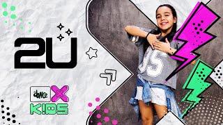 Download Lagu 2U - David Guetta ft. Justin Bieber   FitDance Kids (Coreografía) Dance Video Gratis STAFABAND