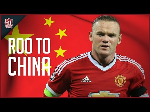 Rooney leaves Manchester United - APRIL FOOLS!