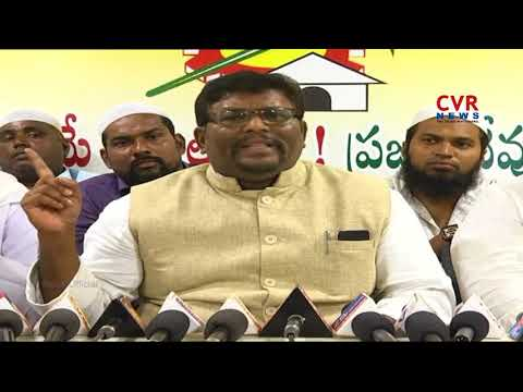 Nellore City Mayor slams Ys Jagan | CVR News