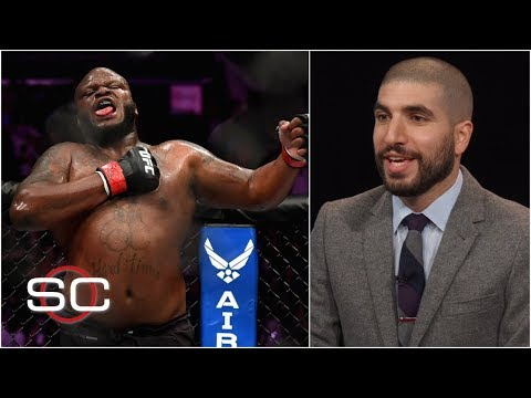Ariel Helwani 'all in' for Junior dos Santos vs. Derrick Lewis | In the Cage | ESPN MMA
